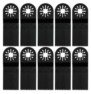5 er Set Segmentsägeblatt 80 mm halbrund für Holz,Plastik pas Multitool,E-Cut