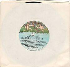 EP - 45 rpm - VOLUNTEER JAM #1, 2 & 3 - CHARLIE DANIELS BAND - 1974  VG+ to VG++