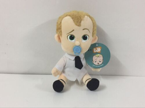 "New  23//9/"" Dreamworks Movie The Boss Baby Diaper Baby Plush Soft Dolls"