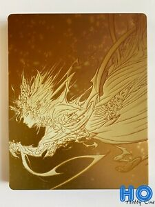Final Fantasy Type-0 HD - Steelbook - Playstation 4 / PS4 - Excellent état