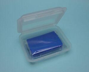 100-Gramm-Reinigungsknete-blau-mit-Box-Lackreiniger-Lackknete-Clay-Bar