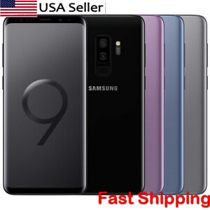 NEW-Samsung-Galaxy-S9-PLUS-64GB-G965U-Full-Unlocked-GSM-CDMA-All-Colors