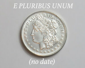 1 coin with no date