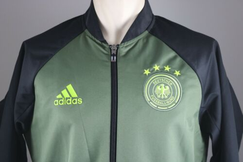 M L Deutschland DFB Jacke Herren grün adidas Jacke 4 Sterne S XL jacket