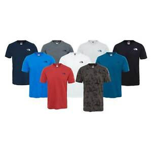 d39eee958f60 The North Face Mens Short Sleeve Simple Dome T-Shirt RRP £22