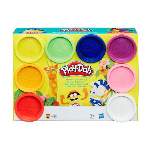 Play-Doh A7923 Spielknete 8 Dosen Knete in verschiedenen Farben