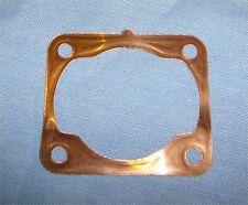 "ZENOAH COPPER BASE GASKET 0.15mm 0.005"" 4 bolt engine pum heli"