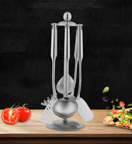 Kitchen Utensil 6pcs Kitchenware Cooking Set Stainless Steel Cookware Gadgets