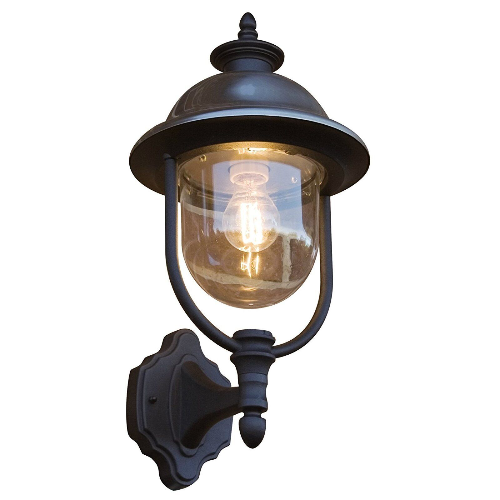 Traditional Retro Vintage Garden Garden Garden Porch Outdoor Outside Wall Light Lamp Fitting 2d3c4b