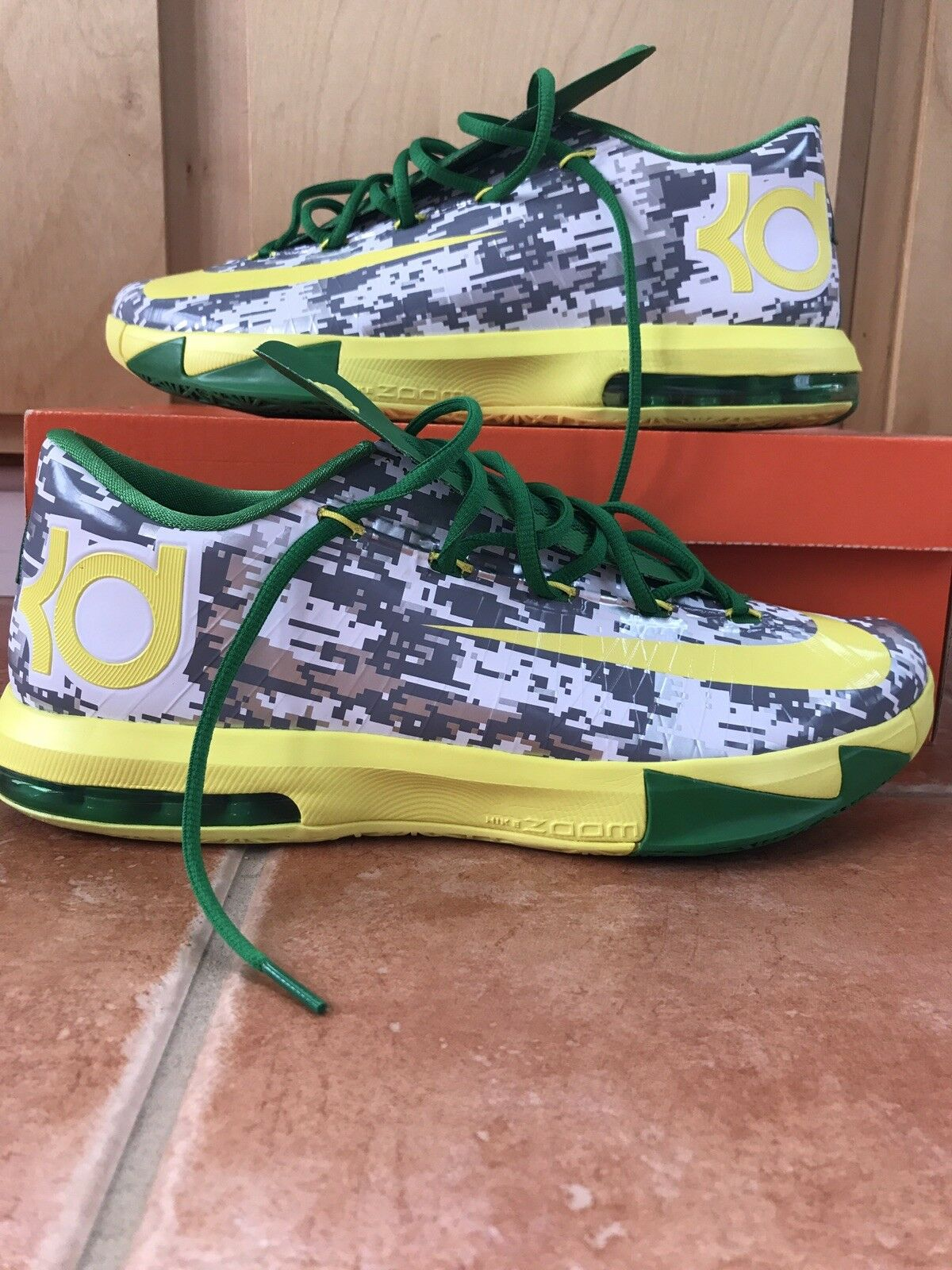 Kd 6 Oregon Armed Forces Classic Sample PE Size 12 VNDS