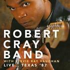 Live?Texas 87 von Robert Cray Band With Stevie Ray Vaughan (2016)