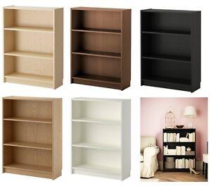 Details about Ikea BILLY Bookcase,Display Rack,Adjustable Shelves,Shelving  Unit,106cm x 80cm