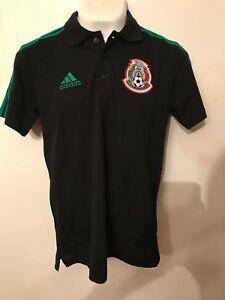 Negra About 2018 Adidas Seleccion Mexico Details Original Polo 4A3Rjqc5LS