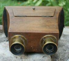 ancien stéréoscope ( verascope visionneuse )
