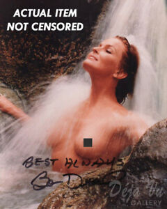 Bo Derek Autograph - Signed Photo - Tarzan, the Ape Man ...