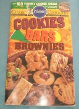 1994 Pillsbury Cookies Bars Brownies Swedish Heirloom Pineapple Cranberry Bars