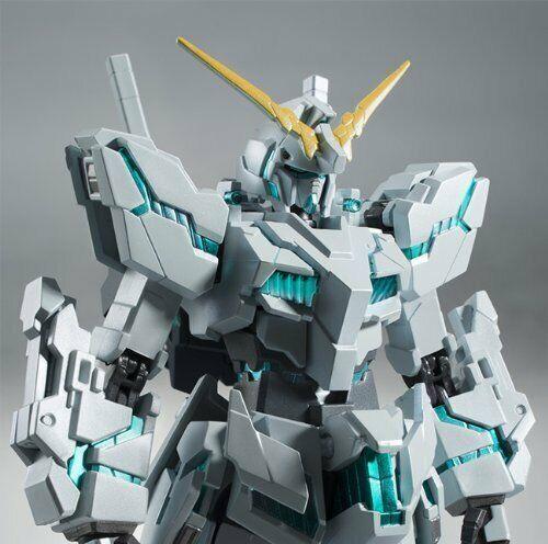Figure Bandai ROBOT Spirits SIDE MS Unicorn Gundam Destroy Mode Heavy Paint Ver
