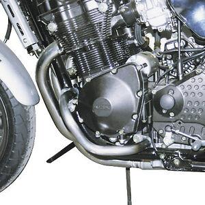 Paramoteur-tubulaire-specifique-GIVI-TN392-noir-Suzuki-GSF600-Bandit-1996-2004