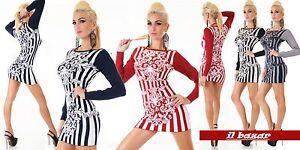 vestito-donna-mini-abito-maglia-invernale-fantasia-righe-amp-stemmi-4-colori-tg-u