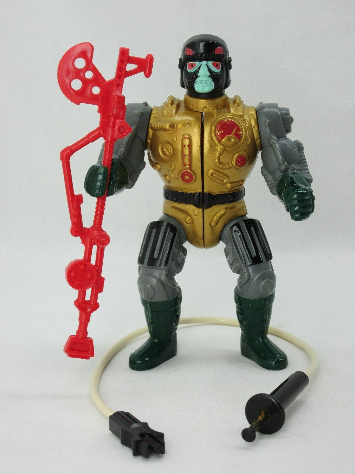 MOTU,Vintage,BLAST-ATTAK,Masters of the Universe,figure,100% complete,he man