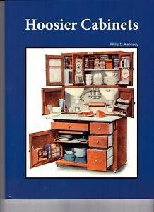 Discontinued-200-page-Antique-hOOSIER-CABINETS-BOOK-Restoration-BOOK-A0050
