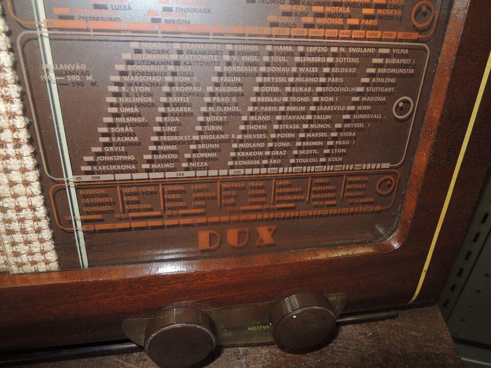 Rørradio, DUX V 134