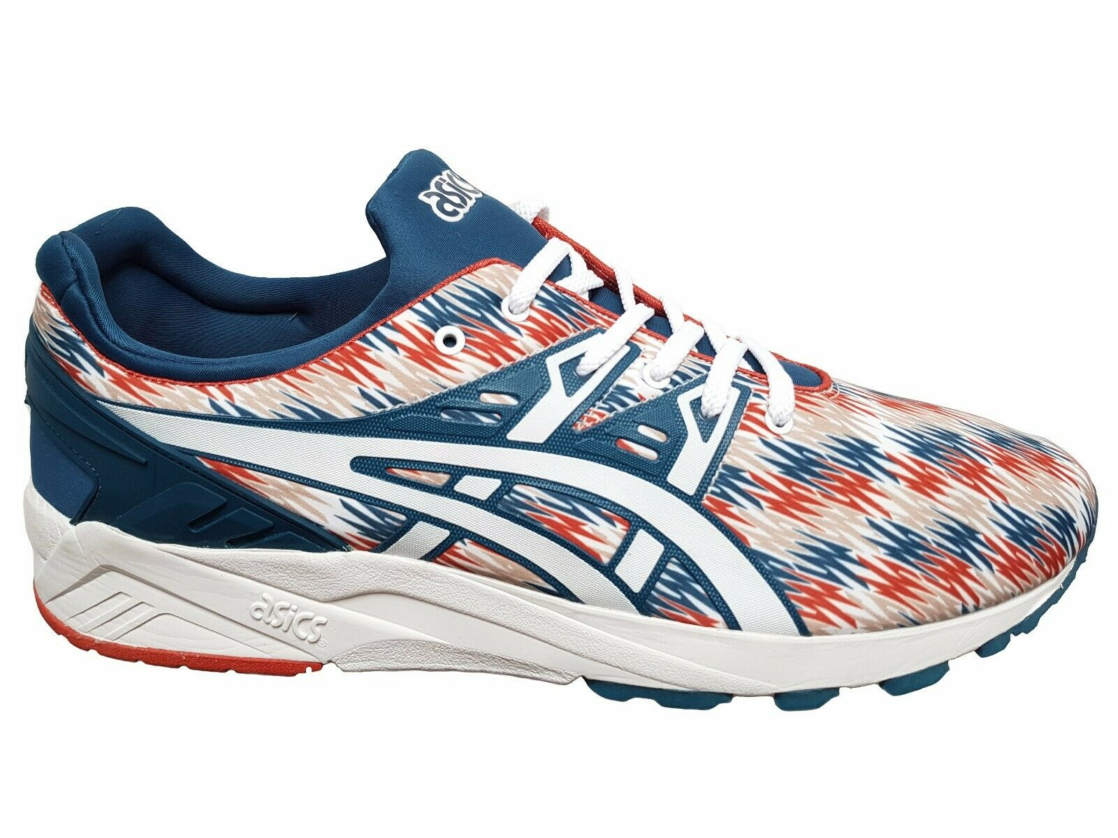 Asics Gel-Kayano Evo Men's Trainers, Legion bluee White, H6C3N 4501, 13 UK  49 EU