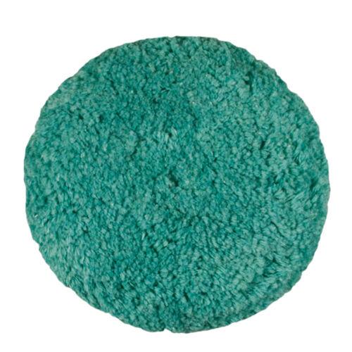Presta 890143 Rotary Blended Wool Buffing Pad Green Light Cut//Polish