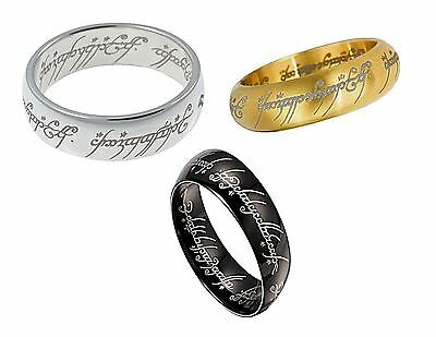 Mystical Ring Finger Rings Band for a Lord