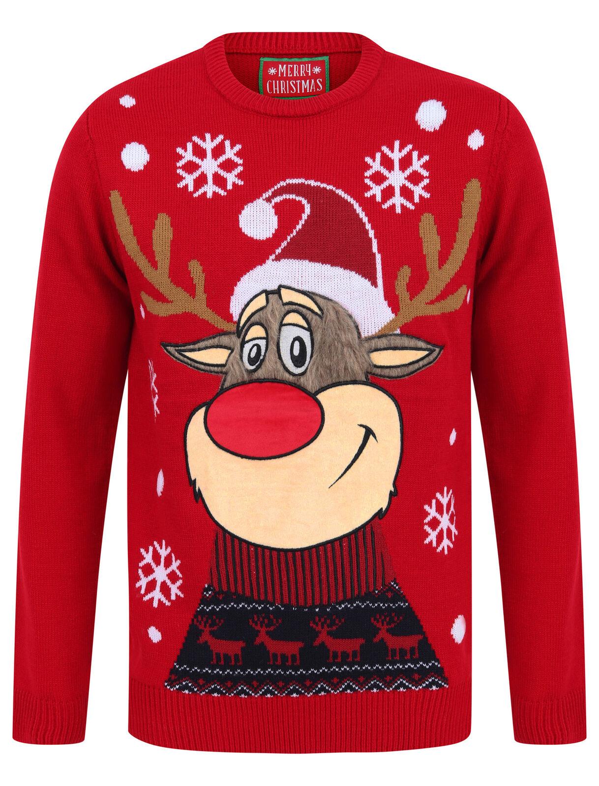 Rudolph The Reindeer George Red