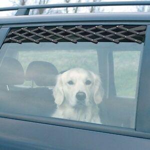Autofenster l ftung gitter f r alle fenster l ngen hund welpe ebay - Gitter fur fenster ...