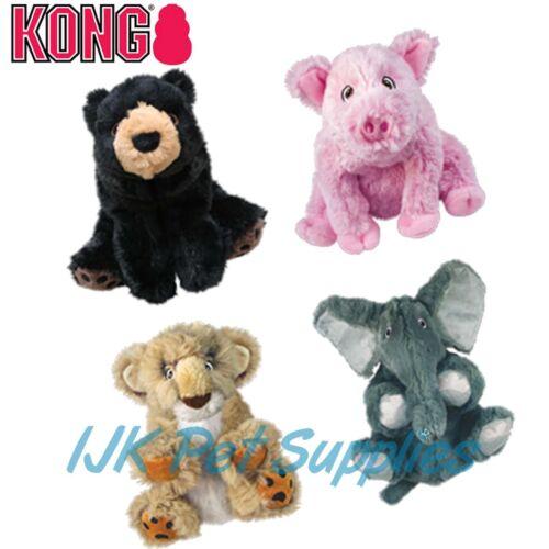 Kong comodidad kiddos-extraíble de Felpa Juguete Perro Cachorro Squeak abrazar suave