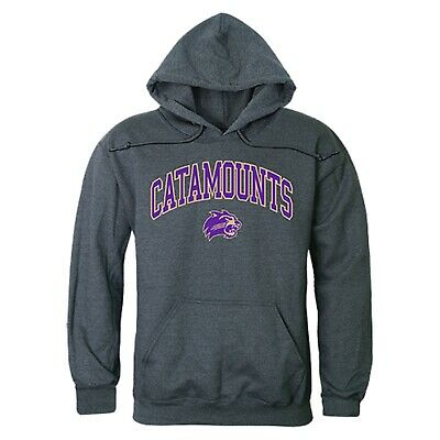 Heathered School Spirit Sweatshirt Western Carolina University Womens Pullover Hoodie