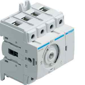 HAGER-LIGHT-HAB404-SWITCH-MANUAL-DISCONNECT-SWITCHES-4-POLES-X-40A-3-5-MODULES