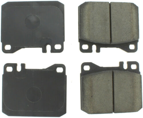 Disc Brake Pad Set-Premium Ceramic Pads with Shims Front Centric 301.01451