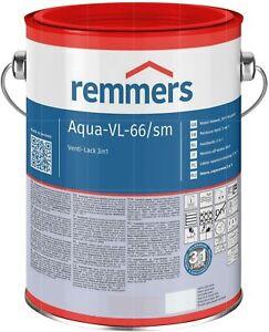 (9,98 €/1l) Remmers Aqua vl-66/sm - venti-VERNICE 3in1 ...