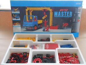 Fischertechnik Engine Master 30302 # Ovp