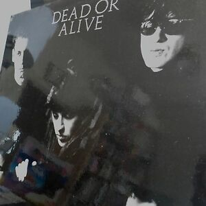 Dead or Alive  It039s Been Hours Now  12034 single - Glasgow, United Kingdom - Dead or Alive  It039s Been Hours Now  12034 single - Glasgow, United Kingdom