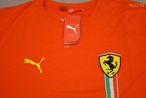 075ecc41f6eea6 Puma Scuderia Ferrari SF Team Graphic Tee Men s XL Brand New ...