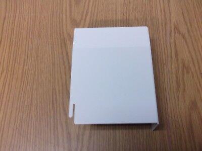 "6/"" WHITE Suntemp Style # 700 NEW Left Hand End Cap Baseboard"