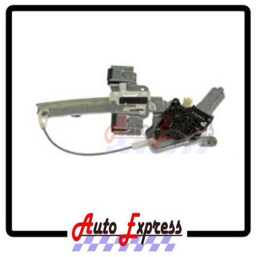 New Rear Left Driver Side Power Window Regulator W// Motor Oldsmobile Aurora