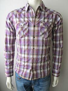 Tommy-Hilfiger-Lando-Herren-Overhemd-Hemd-Shirt-Camicia-Neu-S-XL