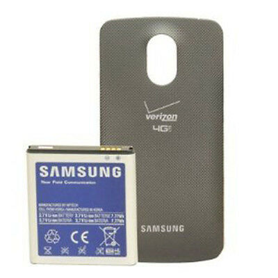 OEM Samsung Extended Battery w/ Cover for Samsung Galaxy Nexus SCH-i515