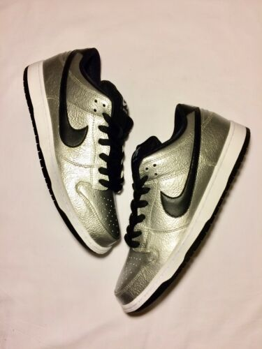Sb Cold Negro Hombre 024 Premium Silver Dunk Low 10 Ds Nike Pizza 313170 qCIwAXC