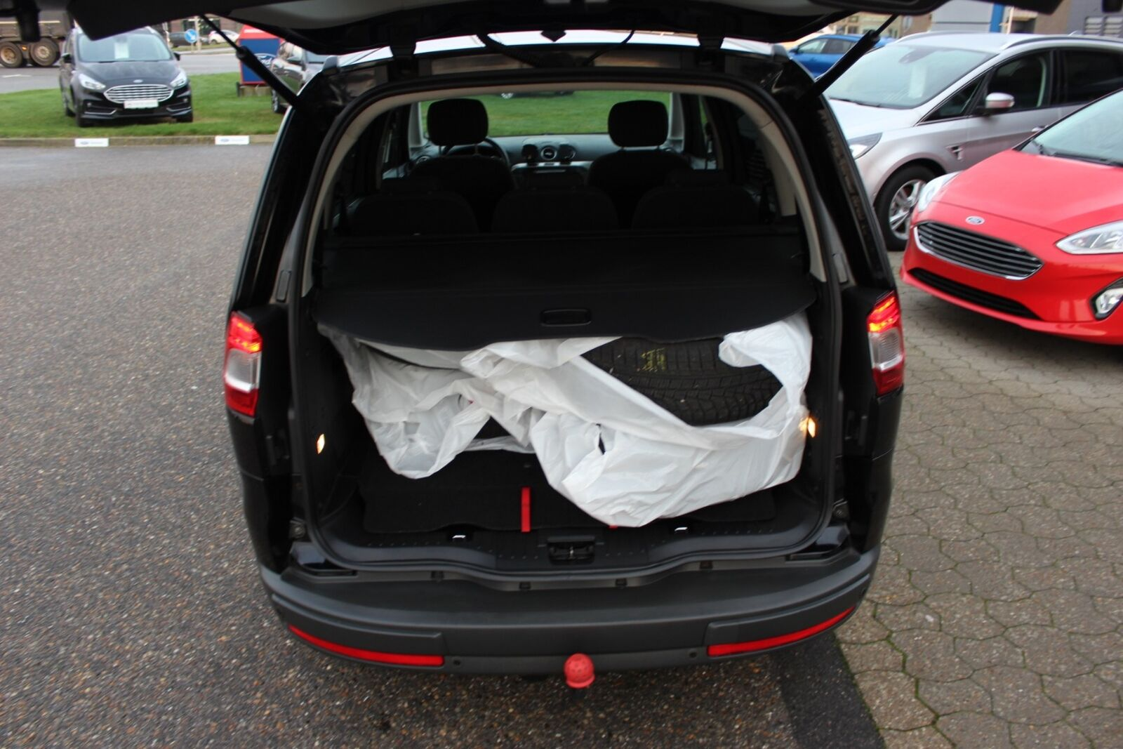 Ford Galaxy 2,0 TDCi 163 Collection 7prs - billede 6