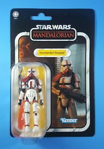 "INCINERATOR TROOPER VC177 Star Wars MANDALORIAN The Vintage Collection 3.75"" MOC"
