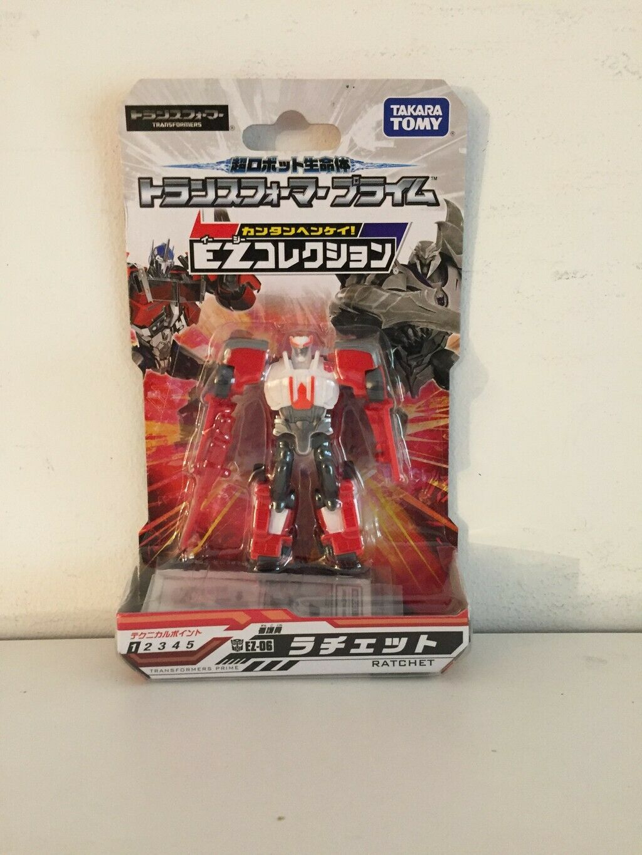 Takara Transformers Prime EZ-06 Ratchet