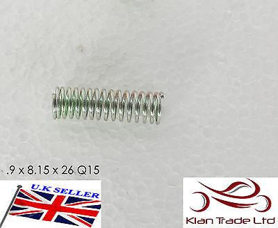 Compression spring .9mm X 8.15MM X 26MM DIY Steel metalworking machanic spring