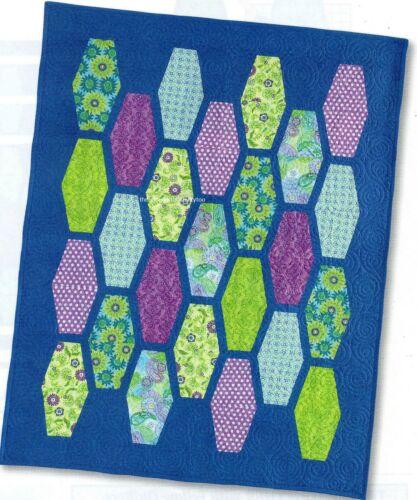 Tween Tumbler Quilt Pattern Pieced JC