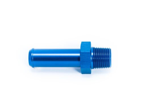 """Schlauchanschluss 16mm 3//8/"""" NPT Blau"""